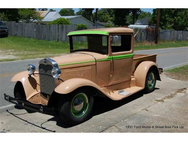 1931 Ford Model A | 857205