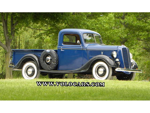 1937 Ford Model 73/77 1/2 Ton Pickup | 857212