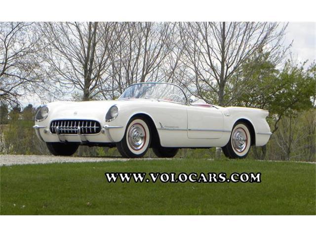 1954 Chevrolet Corvette | 857216