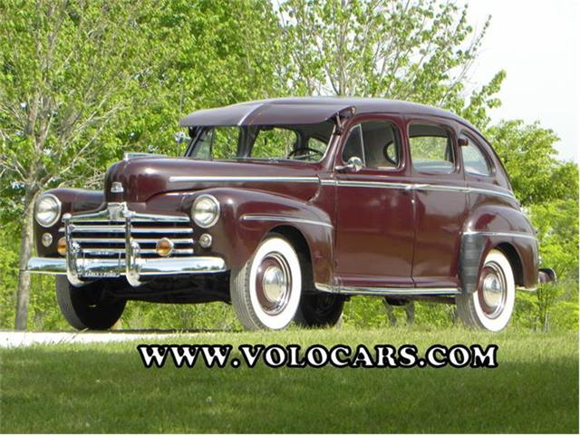 1948 Ford Deluxe | 857219