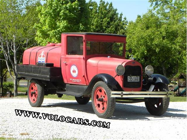 1929 Ford Model A Tanker | 857221