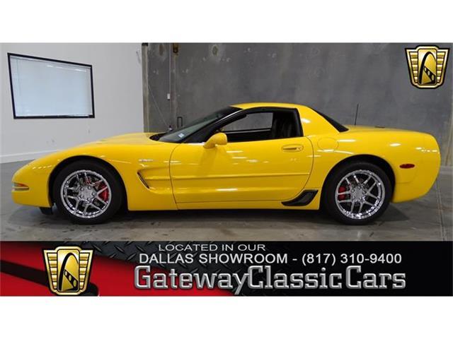 2001 Chevrolet Corvette | 857244