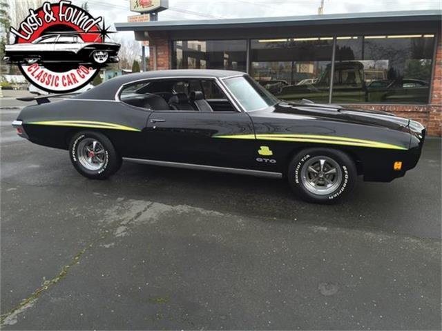 1970 Pontiac GTO | 857248