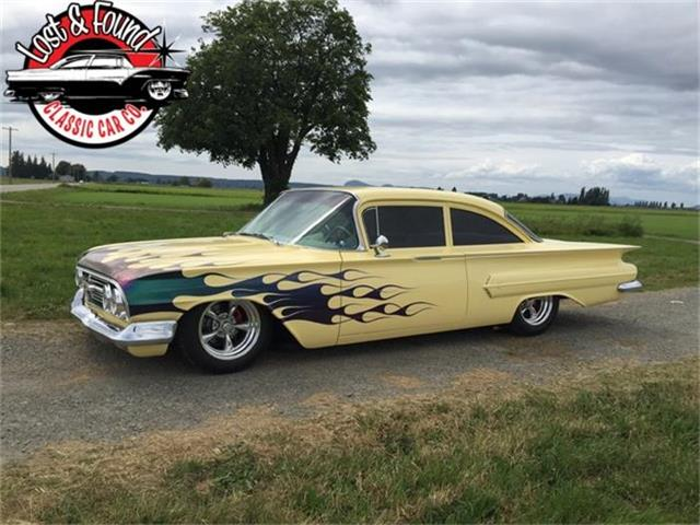1960 chevrolet biscayne *REDUCED PRICE* | 857249