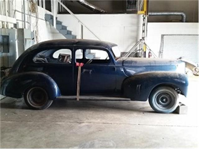 1940 Hudson 4-DR | 857254