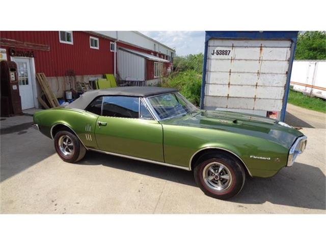 1967 Pontiac Firebird 400 | 857364
