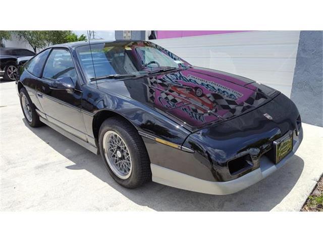 1987 Pontiac Fiero | 850743