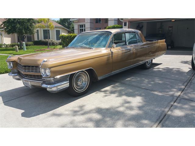 1964 Cadillac Fleetwood 60 Special | 857569