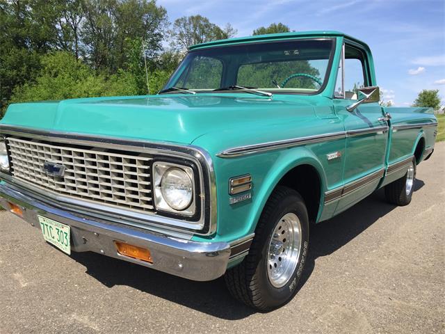 1971 Chevrolet Cheyenne | 857572