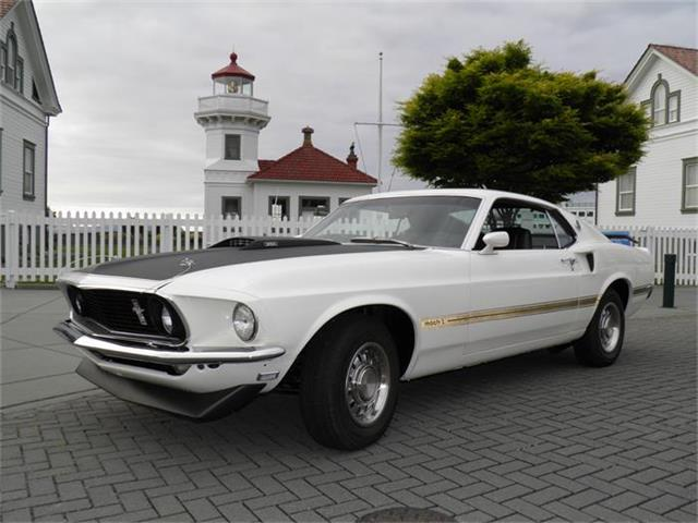 1969 Ford Mustang Mach 1 | 857574