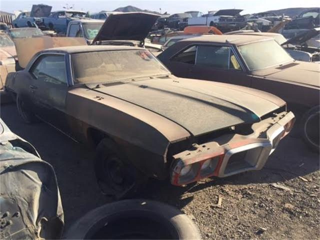 1969 Pontiac Firebird | 857578