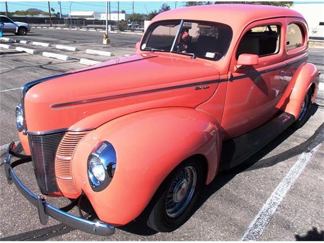 1940 Ford Tudor | 857581