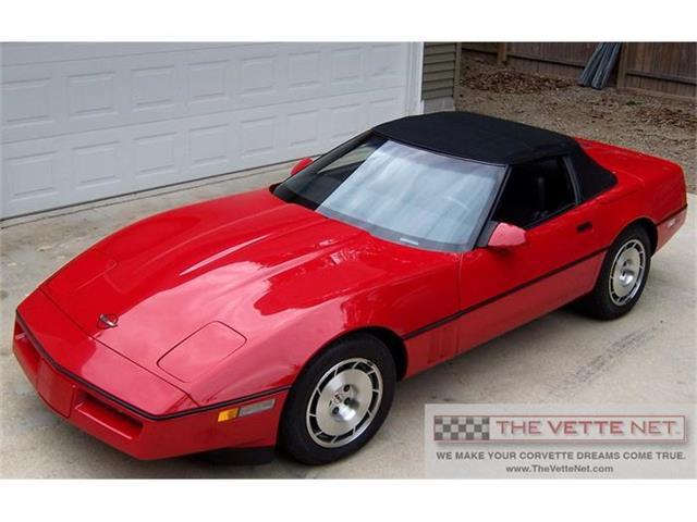 1986 Chevrolet Corvette | 857597