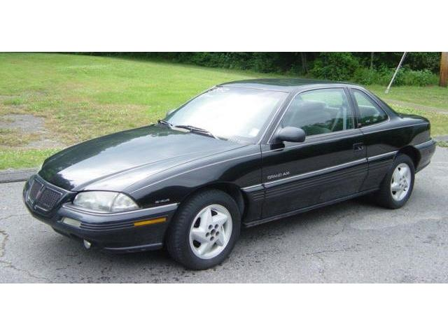 1995 PONTIAC GRAND AM 2-DOOR | 857607