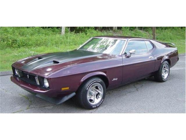 1973 Ford Mustang | 857610