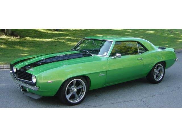 1969 Chevrolet Camaro | 857614