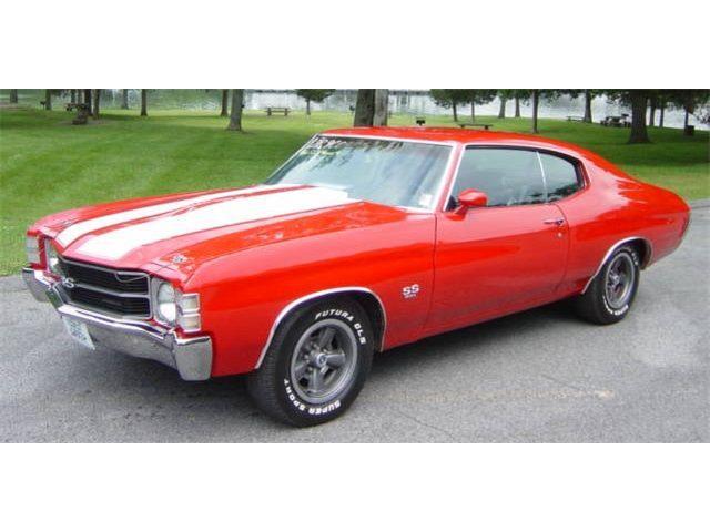 1971 Chevrolet Chevelle SS | 857615