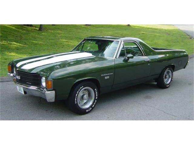 1972 Chevrolet El Camino | 857617