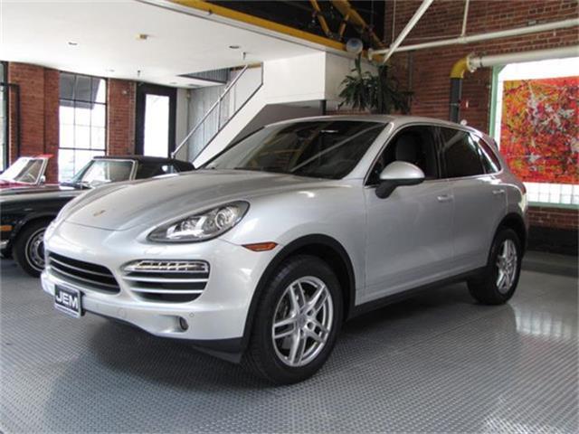 2012 Porsche Cayenne | 857626
