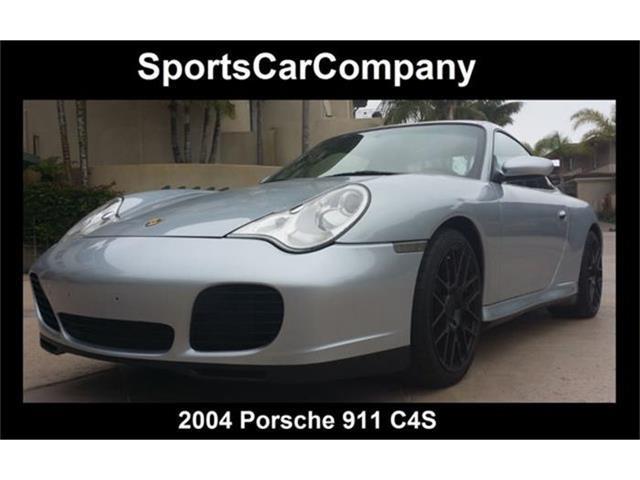 2004 Porsche 911 | 857627