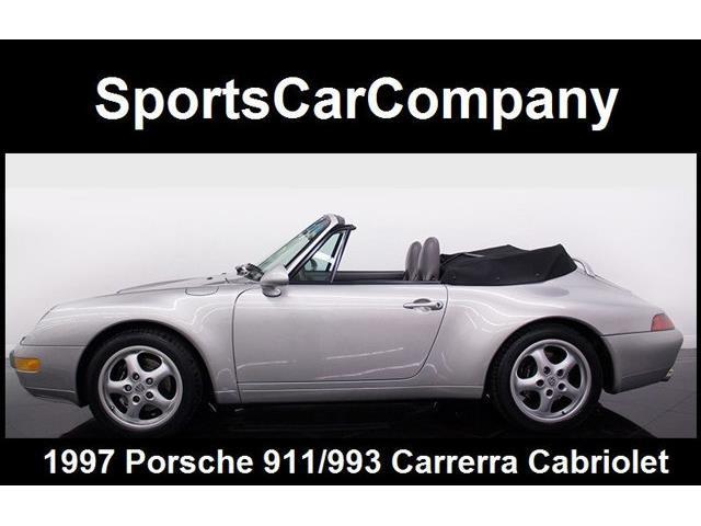1997 Porsche 911/993 | 857628