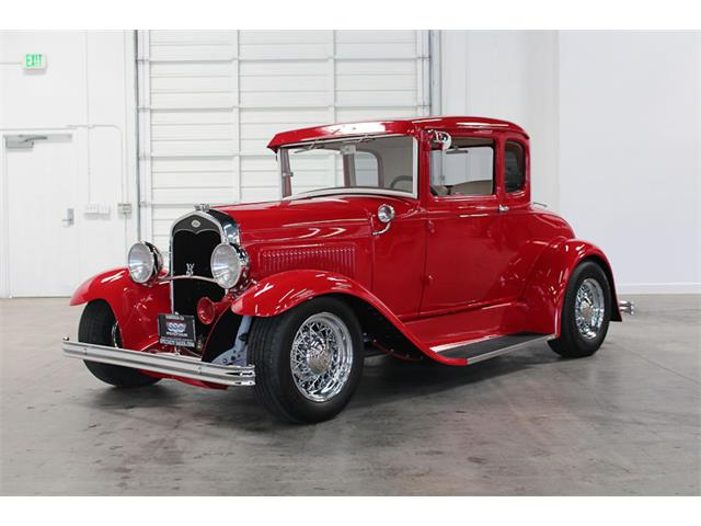 1931 Ford Model A | 857638