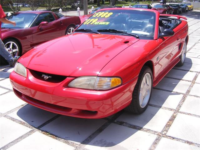 1994 Ford Mustang | 857669