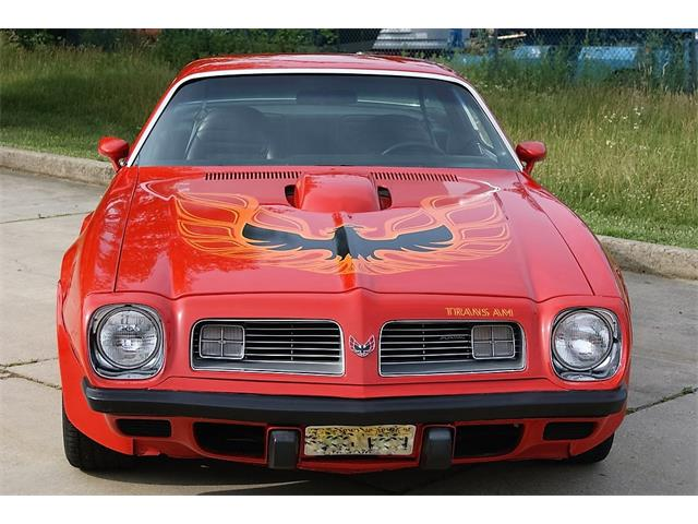 1975 Pontiac Firebird Trans Am | 857702