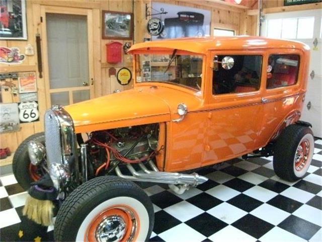 1931 Ford 2-Dr Sedan | 858180