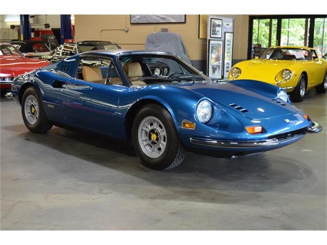 1974 Ferrari 246 GTS | 858256