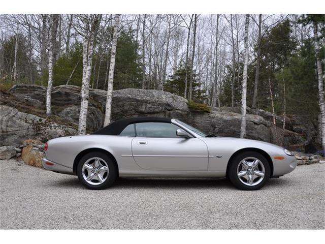 1999 Jaguar XK8 | 858258