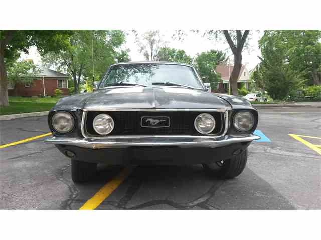 1968 Ford Mustang | 858261