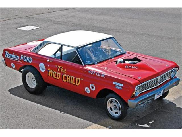 1965 Ford Falcon   858265