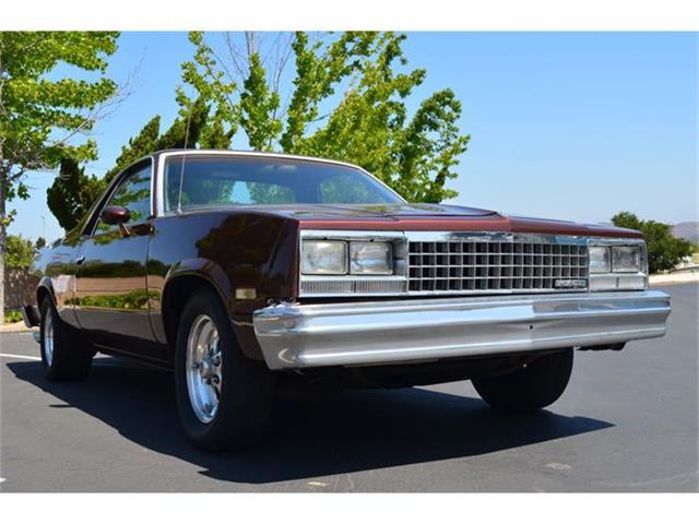 1982 Chevrolet El Camino | 858271