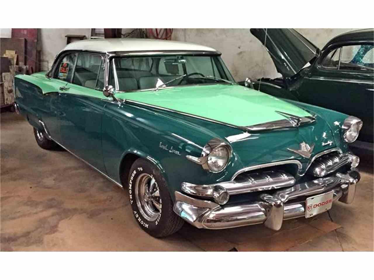 1955 dodge custom royal lancer 4 door sedan 15699 - 1955 Dodge Royal Lancer For Sale Cc 858274