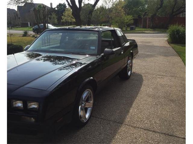 1986 Chevrolet Monte Carlo SS | 858278