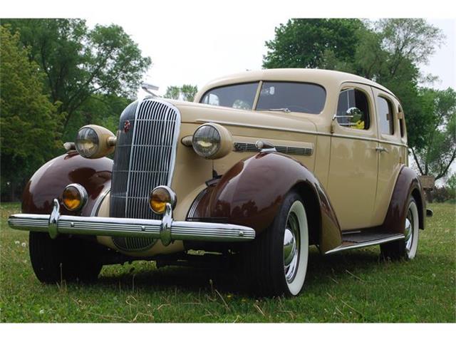 1936 Buick Century | 858279