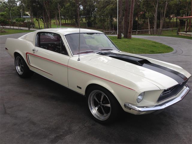 1968 Ford Mustang | 858280