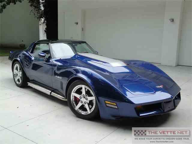 1981 Chevrolet Corvette | 858285