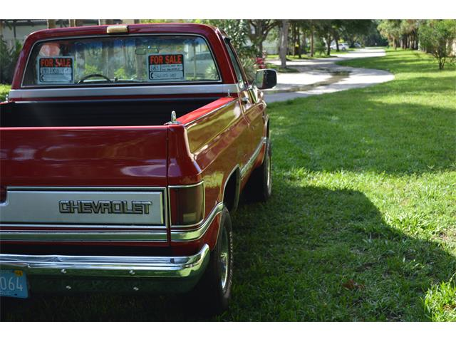 1983 Chevrolet K-10 | 858362