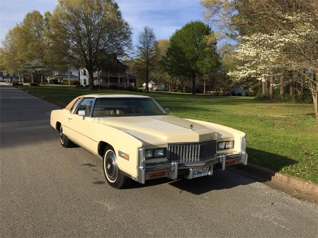 1976 Cadillac Eldorado | 858625