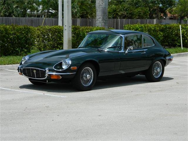 1971 Jaguar XKE III | 858840