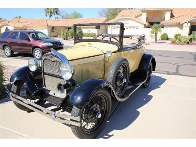 1929 Ford Model A | 858868