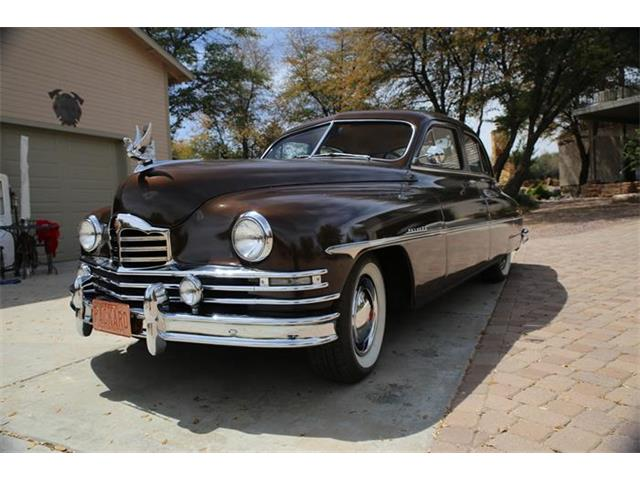 1949 Packard Sedan | 858872