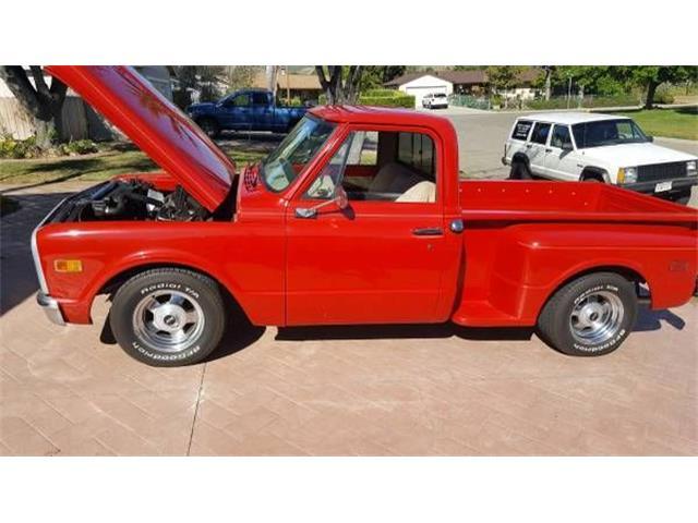 1969 Chevrolet Step Side Short Bed | 858883