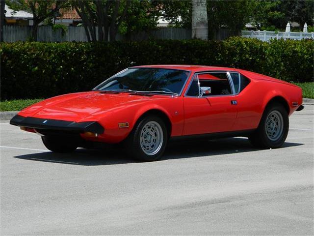1973 DeTomaso Pantera | 858890