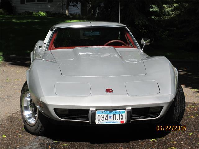 1976 Chevrolet Corvette | 858892