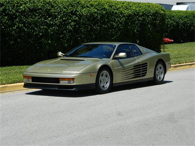 1988 Ferrari Testarossa | 858895