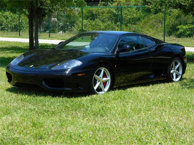2000 Ferrari 360 | 858897
