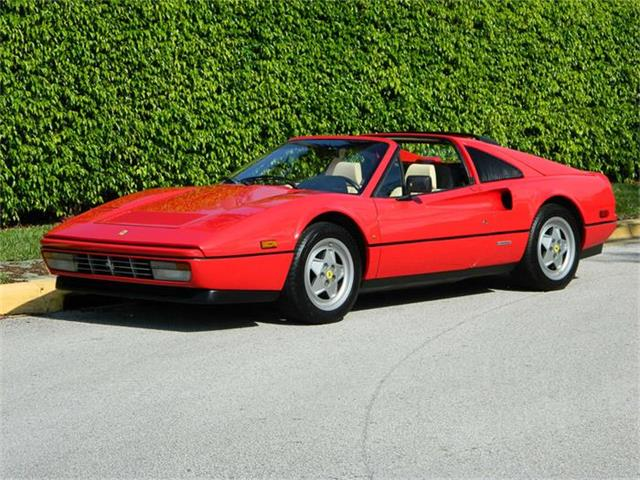 classic ferrari 328 gts for sale on 17 available. Black Bedroom Furniture Sets. Home Design Ideas